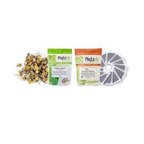 PHYTOVIE | Herbal tea therapeutic | Tea bag and bulk