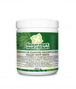Hemp Seeds Gourmet NUtrition