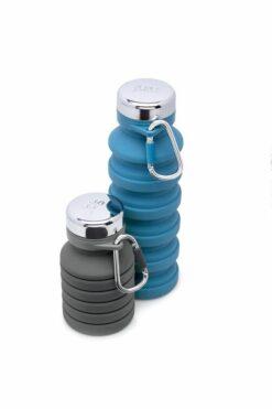 Bouteille d'eau rétractable 2